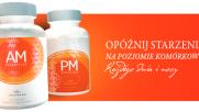 AM PM Essentials opóżnij starzenie na poziomie komórkowym